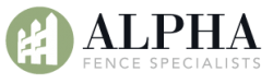 Alpha Fence Specialists  Logo